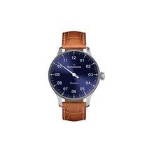 Meistersinger Uhren Herrenuhr Einzeigeruhr Circularis CC308