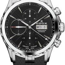 Edox Grand Ocean Chronograph Automatik 01113 3 NIN