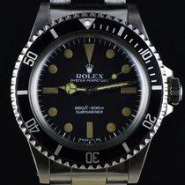 Rolex Submariner 5513 Maxi Dial Vintage 1 Vintage Mint
