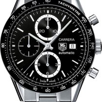TAG Heuer Carrera Tachymeter Mens Watch Cv2010.ba0794