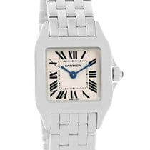 Cartier Santos Demoiselle Stainless Steel Ladies Watch W25064z5