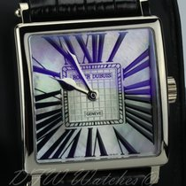 Roger Dubuis White Gold Golden Square