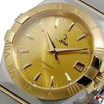 Omega コンステレーション クオーツ 腕時計 12320356008001