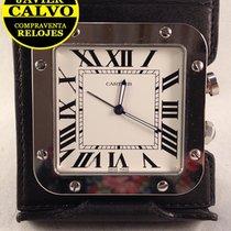 Cartier Santos Travel Alarm