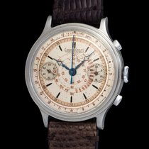 Eberhard & Co. Pre Extrafort Sector Dial Chronograph
