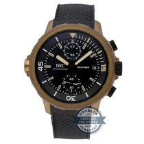 IWC Aquatimer Chronograph Expedition Charles Darwin IW3795-03