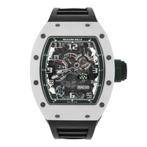 Richard Mille RM030 Le Mans Classic Limited Edition  White...