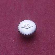 Movado Krone chrome nicht wasserdicht staubgeschützt