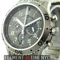 Breguet Pilot Series Type XXI Flyback Chronograph Ruthenium...