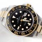 Rolex GMT MASTER II BICOLOR GOLD 18K REF:116713LN