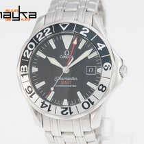 Omega Seamaster GMT 50th Anniversary Steel 2234.50.00