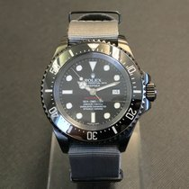 Rolex Sea-Dweller Deepsea Militarized DLC Black Limited 1/5