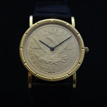 Corum Ten Dollar Coin 24k Watch