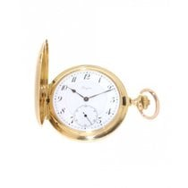 浪琴 (Longines) Pocket Watch Longines 57gr Yellow Gold