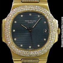 Patek Philippe Nautilus 3800/3 18k Diamond Bezel