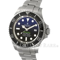 "Rolex Deepsea Sea-Dweller D-Blue Dial Steel 44MM ""2016"""