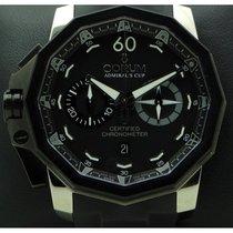 Corum | Admiral's Cup Chronograph 50 Lhs Titanium