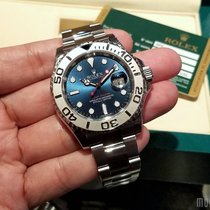 Rolex 116622 Sunray Blue Dial (888) Yacht Master 40mm