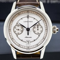"Longines L28004234 L28004234 Heritage Chronograph ""Single..."