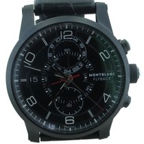 Montblanc Twinfly Flyback Automatic Men's Chronograph 43mm