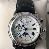 Aerowatch Full calendar GMT Limited Edition 200 pieces