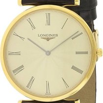 Longines La Grande Classique Leather Mens Watch
