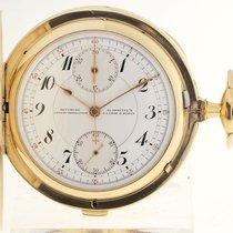 A. Lange & Söhne Savonette Chronograph 30min 14ct Gold