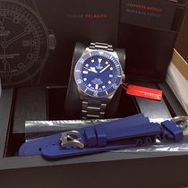 Tudor Cally - PELAGOS New Model 25600TB BLUE DIVER