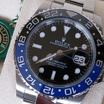 ロレックス (Rolex) GMT MASTER II REF 116710BLNR +NEU+FOLIERT SOFORT