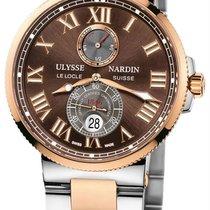Ulysse Nardin Maxi Marine Chronometer 43mm 265-67-8-45