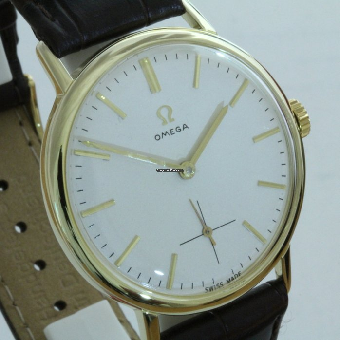 Omega Uhren Reparatur Hamburg