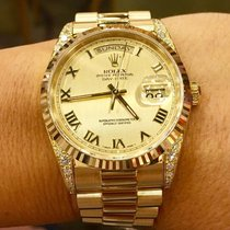 Rolex day date  diamond