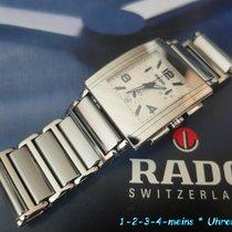Rado Integral XL Chronograph  platinfarben