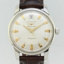 Longines Conquest Automatic Steel L1.611.4