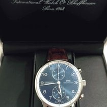IWC Portuguese Chronograph Limited Edition Laureus 757/2000