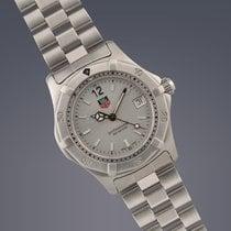 TAG Heuer 2000 stainless steel quartz watch