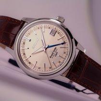 Seiko Grand Seiko Automatic Hi Beat GMT Silver