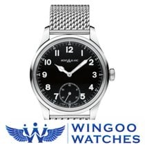 Montblanc 1858 Manual Small Second Ref. 112639