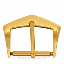 Patek Philippe 18k rose gold tang buckle