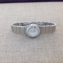 Omega Constellation Quartz Diamond Unworn December 2015