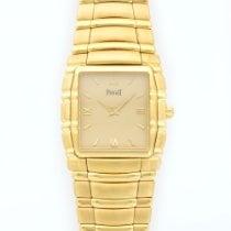 Piaget Yellow Gold Tanagra Mechanical Bracelet Watch