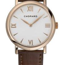 Chopard Classic 18K Rose Gold Unisex Watch