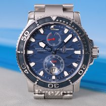 Ulysse Nardin Maxi Marine Blue Surf Diver Chronometer LE