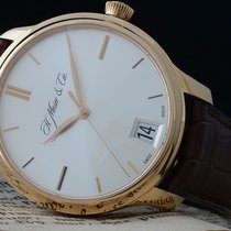 H.Moser & Cie. ENDEAVOUR MONARD BIG DATE Rose Gold