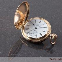 A. Lange & Söhne 14k Rosé Gold 1911 Savonette Taschenuhr...