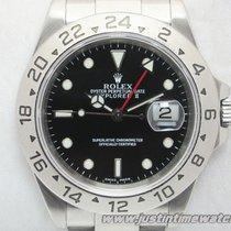 Rolex Professionali Explorer II 16570 quadrante nero full set