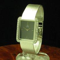 エベル (Ebel) 18kt 750 Gold Handaufzug Damenuhr Mit Diamant...