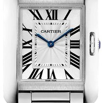 Cartier Tank Anglaise Quartz Ladies W5310044