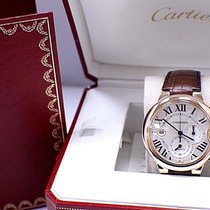 Cartier Ballon Bleu Chronograph 3107 W6920074 18k Rose Gold...