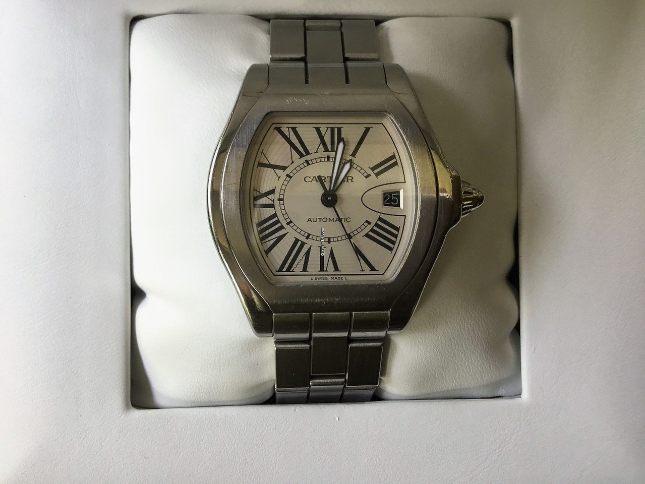 13bc788bf59 Cartier Roadster S 3312 for Php 169